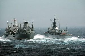 Военные корабли США проплыли в спорных водах у границ Китая