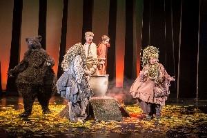 Ханука в Гешере: детские спектакли и творческая мастерская