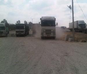 Израильтяне перекрыли КПП «Керем-Шалом»
