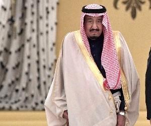 Король Саудовской Аравии призвал международное сообщество защитить палестинский народ