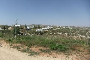 Поселенцы перестраивают форпост Амона в знак протеста против террористических атак