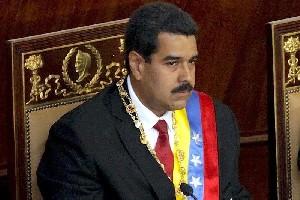 Мадуро назвал Гуайдо ставленником ЦРУ и сионистов