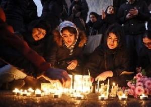 Звезды Ирана поддержали протесты в связи со сбитым самолетом
