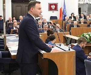 Польский президент все ещё ждет извинений от израильского министра