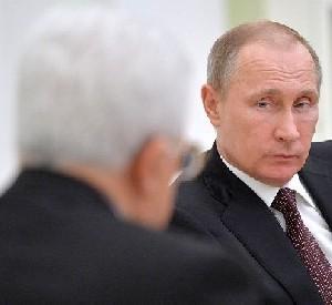 Путин проведет встречу с Абу-Мазеном