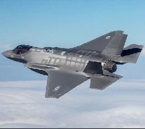 Израильский «F-35» случайно раскрыл себя