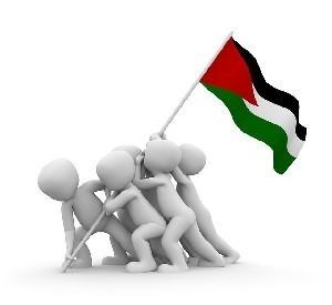 Палестинцы вышли на протесты