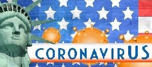 Коронавирус в США: стремительный рост показателей