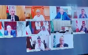Арабские страны выступили против аннексии